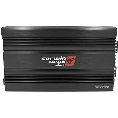 Cerwin Vega CVP3000.1D CVP Series Monoblock Class-D Amplifier (1500W RMS) + Free LAB Sticker
