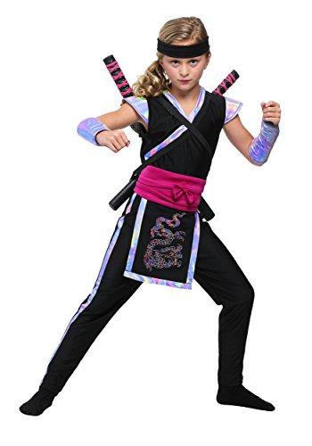 ninja costume girls - 8