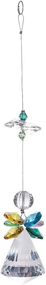 Suncatcher Crystal Ornament Hanging Orn Angel Rainbow Decoration Max 80% OFF Ranking TOP10