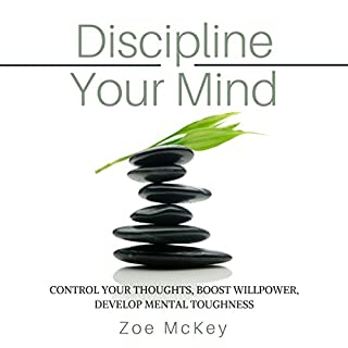 Discipline Your Mind audiobook cover art