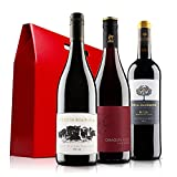 Classic Red Wine Trio in Gift Box - 3 Bottles (