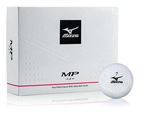 Mizuno MP-X Golf Ball, White