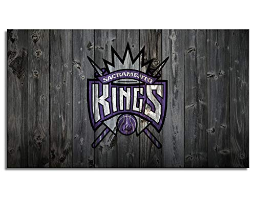Sacramento Kings NBA Framed 8x10 Photograph Team Logo and Basketball