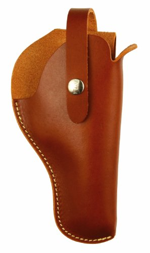 Hunter Company 100% Full Grain American Cow Hide VersaFit Leather Holster, Size 3 (45103)