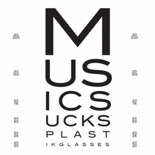 Plastik Glasses