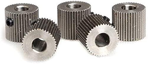 ARCELI 40 Dientes de 5 mm de diámetro Mk7 MK8 Engranaje de ...