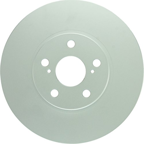 Bosch 50011343 QuietCast Premium Disc Brake Rotor For Scion: 2005-2010 tC; Toyota: 2000-2005 Celica, 2003-2008 Corolla, 2003-2008 Matrix; Front