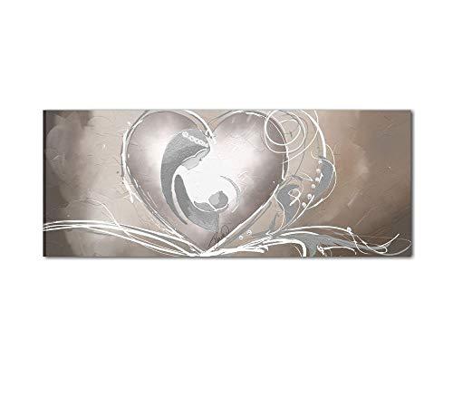 Cuadros capezzali Pintado A Mano para Dormitorio Virgen con Niño enmarcados Listos para Colgar decoración Dormitorio de Matrimonio cabecero, Cabezal Cama Fabricado en Italia-emociones