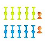 Thorityau Sucker Toys Pop Dardos Populares interactivos – Juguete de dardos – Artes Puzzle Sticky Toy – Juegos interactivos familiares – El mejor regalo para los niños