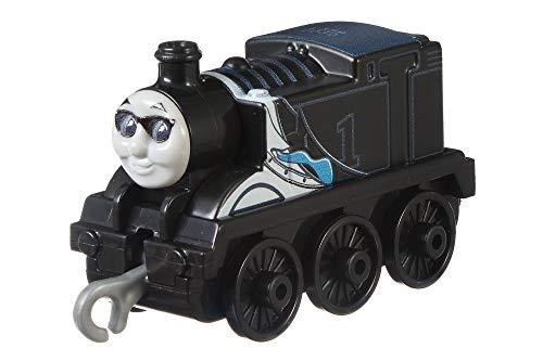 Thomas and Friends GFF08 Track Master Push Lungo metallo Special Edition Secret Agent Thomas treno motore
