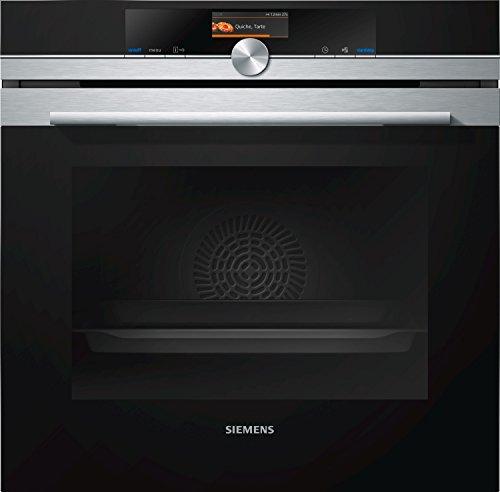 Siemens hb676g0s1 intégré électrique 71L 3650 W a + inox – Four (moyen, électrique, 0 – 300 °c, Pyrolyse, intégré, acier inoxydable)