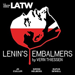 Lenin's Embalmers audiobook cover art