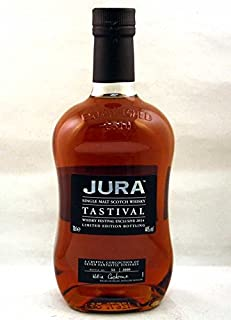 Isle of Jura Tastival Whisky 2014 44% 0,7 Liter