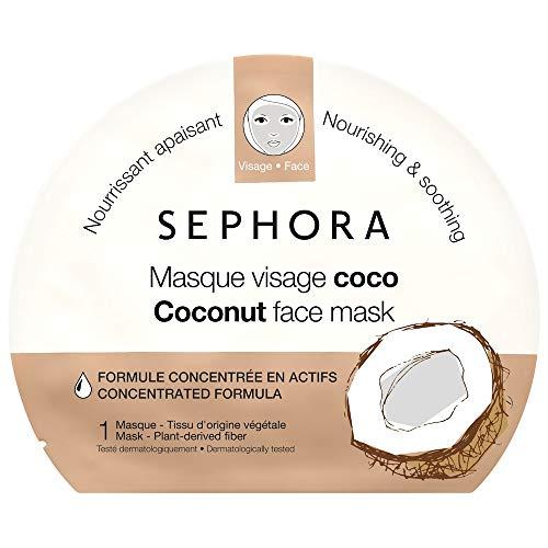 SEPHORA COLLECTION, Kokosnuss-Gesichtsmaske pflegt und beruhigt