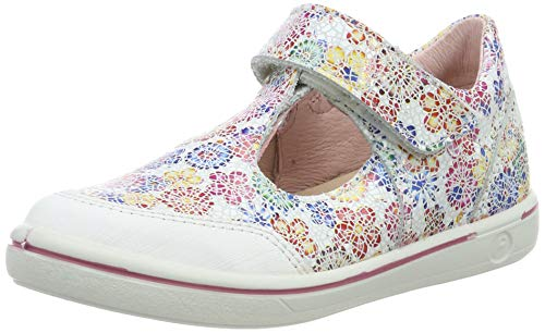RICOSTA Mädchen Winny Sneaker, Mehrfarbig (Multi 818), 24 EU