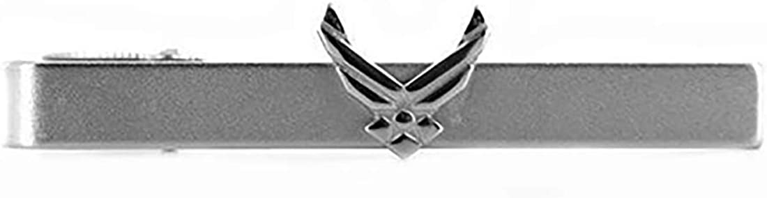 USAF Air Force Eagle Device Tie Bar Clasp
