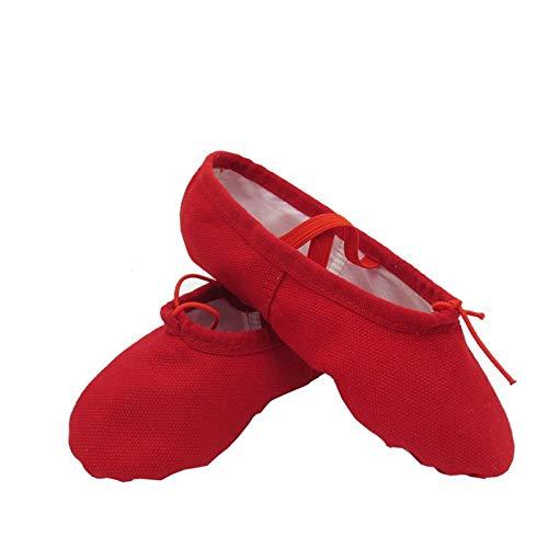Zapatos de Baile de uña de Gato, Zapatos de Baile, Zapatos de Entrenamiento de Yoga, Suela Suave de uña de Gato de Dos Suelas sin Cabeza de Cuero-4_39