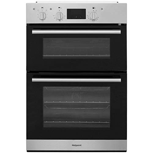 Hotpoint DD2544CIX A Rated Stainless Steel Built-in Electric Double Oven