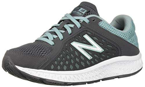 New Balance Women's 420 V4 Running Shoe, Magnet/Mineral Sage/Silver Metallic, 6 W US