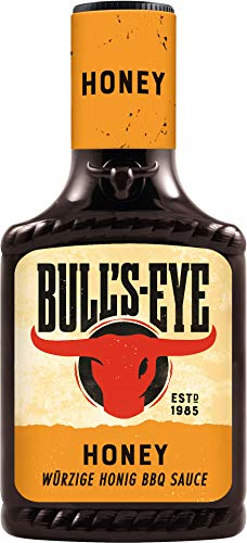 Bull's-Eye - Honey BBQ Sauce - 300ml
