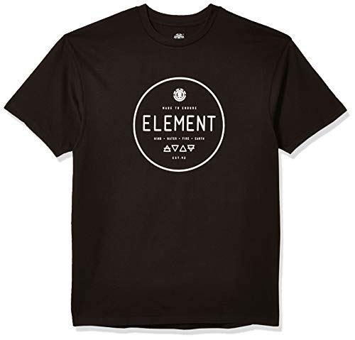 Element Men's Alchemist SS, Black, XL