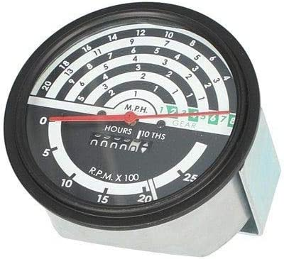 Tachometer Gauge Max 76% OFF fits Animer and price revision John Deere 400 401B 2040 302 440 302A 540