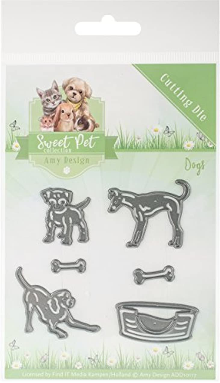 Find It Trading Dogs Amy Design Sweet Pet Die