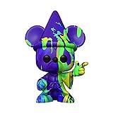Funko-POP DisneyFantasia 80th-Mickey#2 (Artist Series) w/Case Fantasia Figura coleccionable, multicolor (51942)