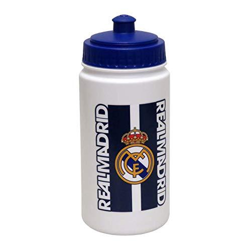 Real Madrid Botella cantimplora Home Unisex Adulto, Talla Única