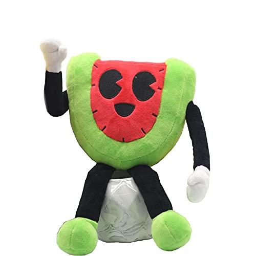 Juguete de peluche para mascotas Juguete de peluche Anime Frutas extrañas Imagen Juguetes Muñeca de felpa Suave Kawaii Alimentos en forma de fruta Juguete para niños Regalo para niños