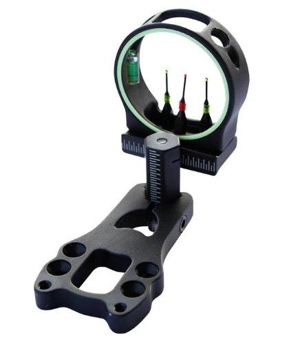 G8DS® Zielvorrichtung / 3 - Punkt Visierung für Compound Bögen