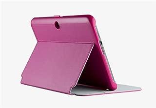Speck StyleFolio Case for Verizon Ellipsis 10 - Fuchsia Pink / Nickel Grey