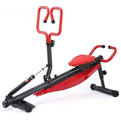 UIZSDIUZ Sport multifunzionali e Attrezzature for Il Fitness Domestico 12 Ingranaggi Vogatore Idraulico