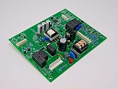 PartsForLess W10310240 Compatible Replacement Motherboard for Whirlpool Refrigerator, WPW10310240, AP6019229, W10162662, W10164420, W10164422, W10165854, W10191108, W10213583-1 YEAR WARRANTY