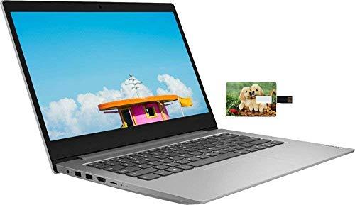 "2020 Lenovo IdeaPad 14"" Laptop for Business Student AMD A6-9220e up to 2.4GHz, 4GB DDR4 RAM, 64GB eMMC Microsoft Office 365 Webcam Windows 10 pro|32GB Tela USB Card"