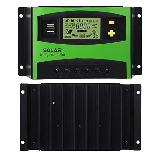 Regulador de carga solar IP32 Aspecto generoso Regulador solar de alta potencia para energía solar