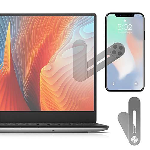 ORYCOOL Soporte Móvil, Soporte Teléfono para Portátil Soporte Teléfono para Monitor, Soporte móvil de Aluminio Aleación con rotación de 160 °, Compatible con iPhone 11 Pro, Samsung S20 +, Huawei y Mi