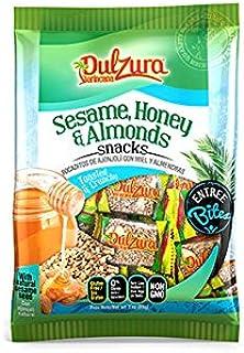 Dulzura Borincana Sesame Seeed, Honey & Almonds Sweet Ajonjoli,miel, ...
