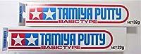 【 タミヤ パテ (ベーシックタイプ)】2個セット 32g入 メイクアップ材 tm053-2個セット よく使うものだから2個セットにしました。