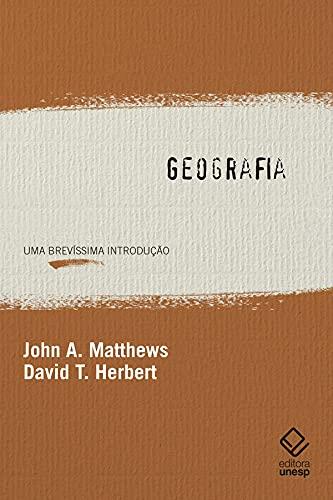 Geografia: Uma brevíssima introdução