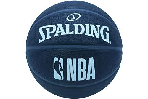Spalding Unisex Adult 83969Z_7 - Balón de Baloncesto, Color Negro, 7