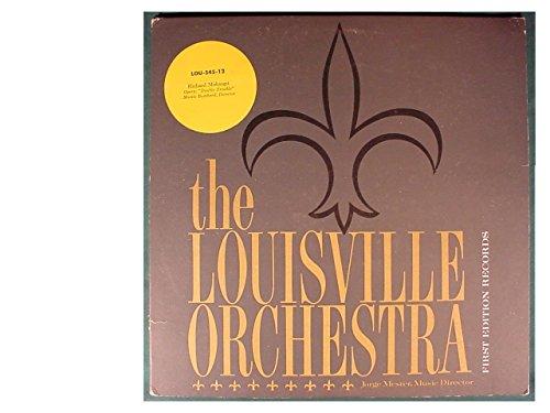 Moritz Bomhard & The Louisville Orchestra Near Mint Mono Lp...