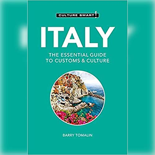 Italy - Culture Smart! cover art