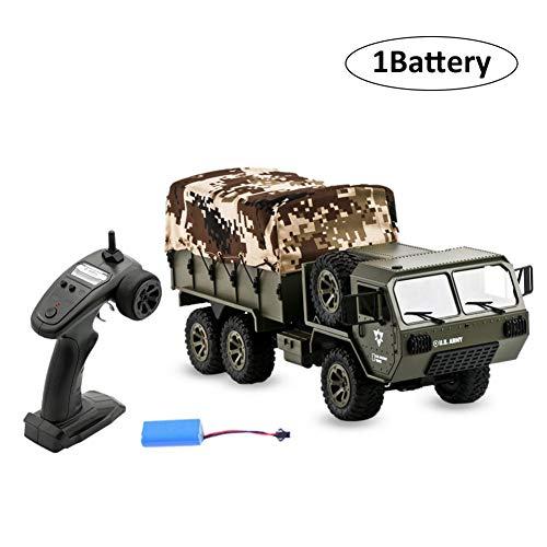 asrejanebi.com Phrat 2.4G 6WD Remote Control Truck US Army ...