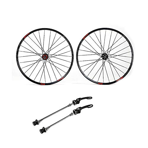 LIDAUTO Aleación de Aluminio MTB Wheelset Mountain Bike 27.5