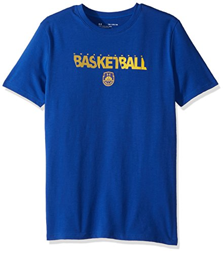 Under Armour Boys' Basketball Wordmark T-Shirt