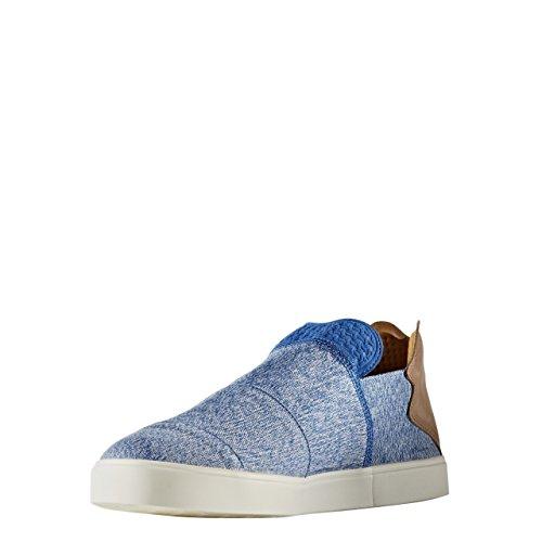 Adidas Originals VULC SLIP ON PHARRELL WILLIAMS Zapatillas Sneakers Azul para Hombre