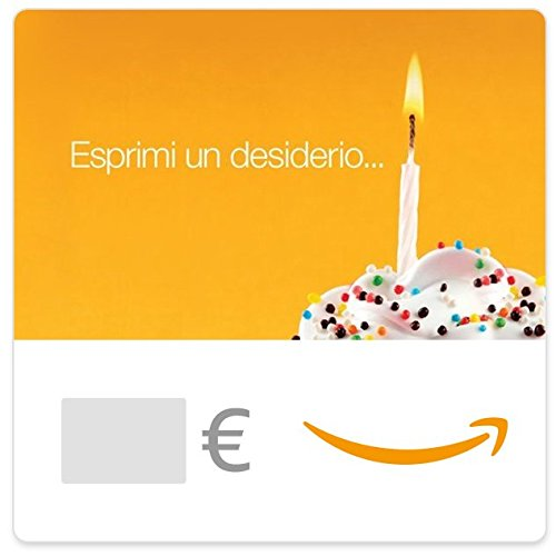 Buono Regalo Amazon.it - Digitale - Esprimi un desiderio