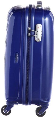 [アメリカンツーリスター]スーツケースキャリーケースアローナライトスピナー55機内持ち込み可保証付32L55cm2.7kgブルー