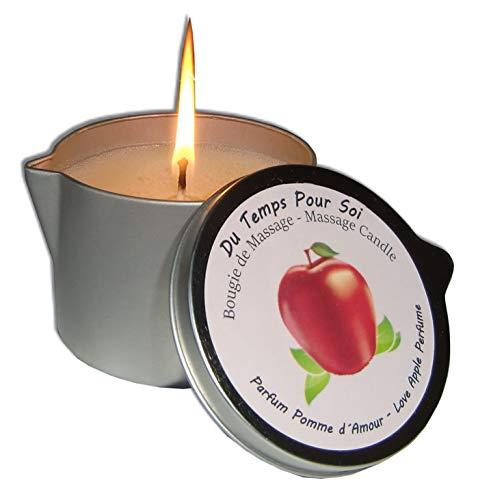 Storepil - Bougie de massage POMME DAMOUR - 150 g